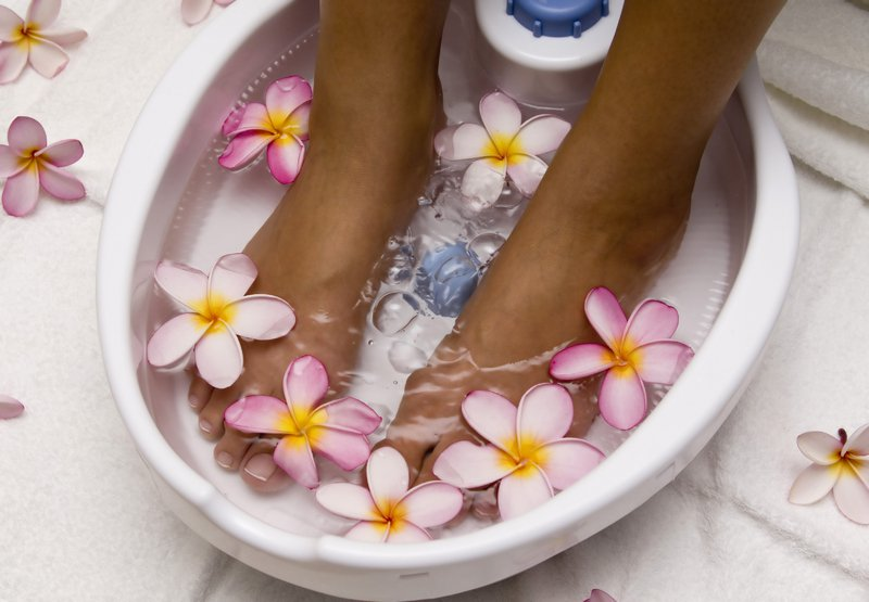 A pedicure is a therapeutic treatment for your feet that removes dead skin, softens hard skin and shapes and treats your toenails. A good foot treatment is heaven, but pedicure techniques can vary from type of polish to massage so it's important to find the right pedicure for you