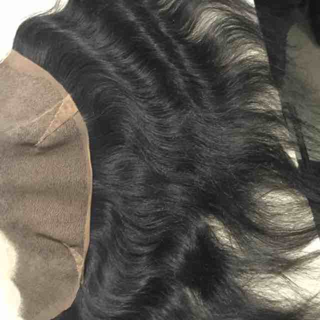 Lace frontals are made in 12