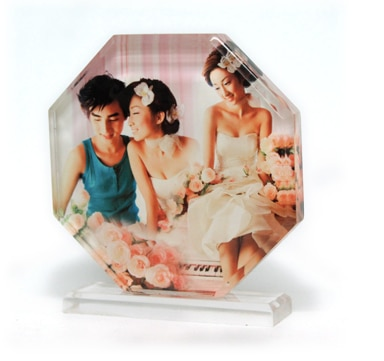 Hexagon Medium Crystal