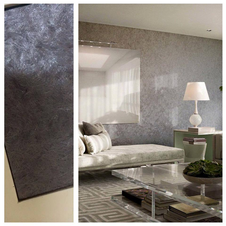 Silk Plaster liquid wallpaper can be used to implement any design ideas on the walls and ceiling, experimenting with different textures and colors. Amazing beauty pictures and applications - all this is possible to create, having at hand such a miracle as liquid wall covering Silk Plaster.
