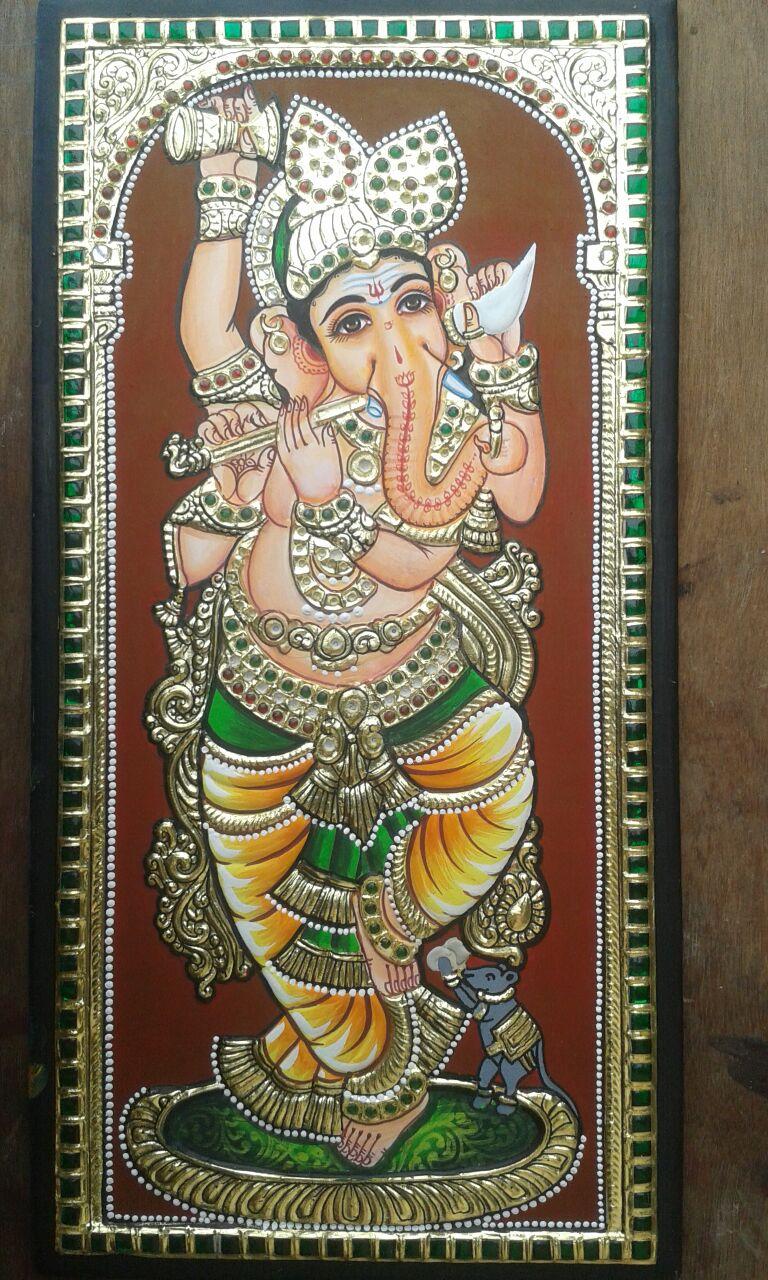 The name Ganesha is