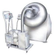 Keeping in mind the ever-evolving needs of our clients, we are devoted towards offering an optimum quality array of Coating Machine.  Features:  Superior functionality Sturdy construction Long working life