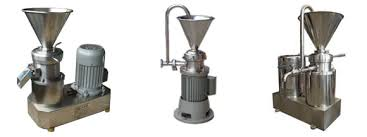 Offering you a complete choice of products which include Vertical Colloidal Mill and Colloid Mill.