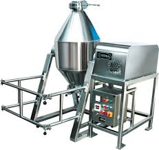 In order to fulfill the demands of our esteemed clients, we are engaged in providing an optimum quality array of Double Cone Blender.  Features:  Sturdy construction Excellent functionality Non corrosive  Additional Information: Packaging Details: 50kg