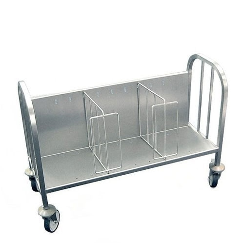 We are ranked amongst the most trusted firms deeply engaged in offering a wide range of SS Plate Trolley.  Features:  Corrosion resistance Easy movable Perfect strength