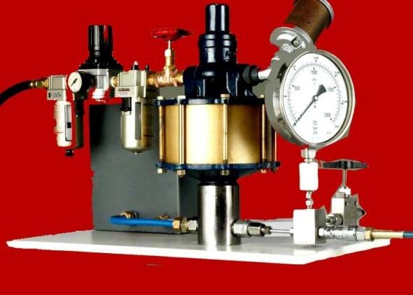 Pumps - Air Driven Liquid Pump