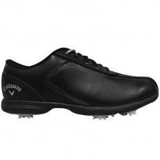 A full leather high tech shoe by Callaway