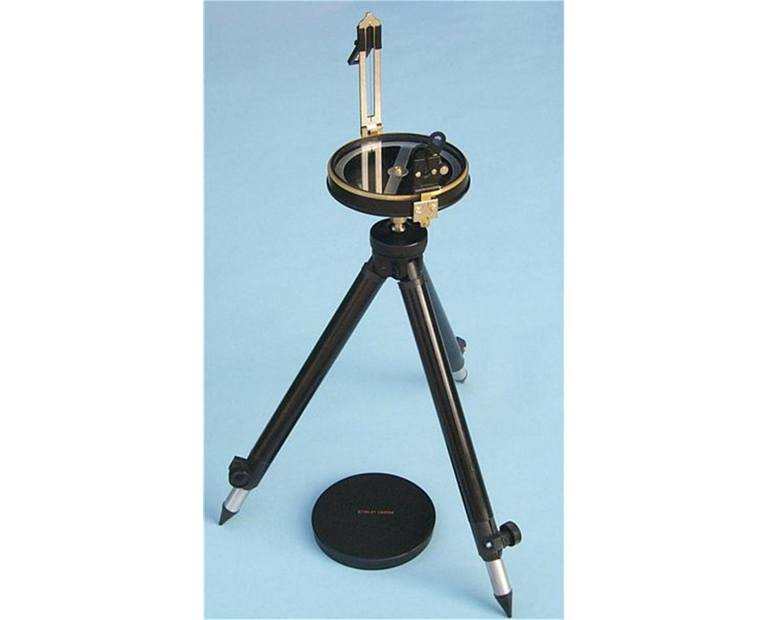 We are a remarkable entity, engaged in trading and supplying a superior quality Prismatic Compass With Stand. This compass is precisely designed at vendors' end by utilizing premium grade components and the latest technology in line with set international standards. The offered compass is widely used as navigational instrument for determining various direction related to earth magnetic poles. Our provided compass is tested against various quality parameters and is made available for our clients at pocket friendly prices.  Features:      Accurate reading     Precise design     Durable