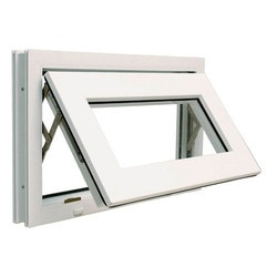 Upvc Fixed Ventilators