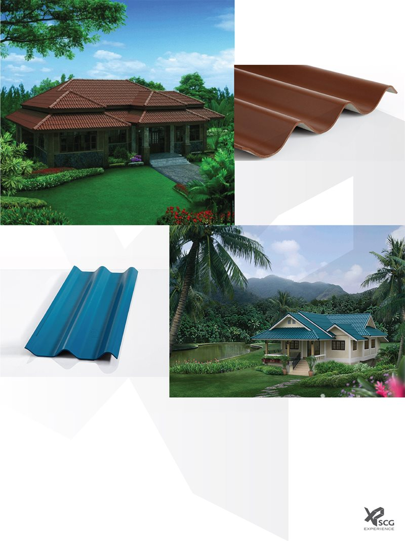 ROMANTILE roofing is