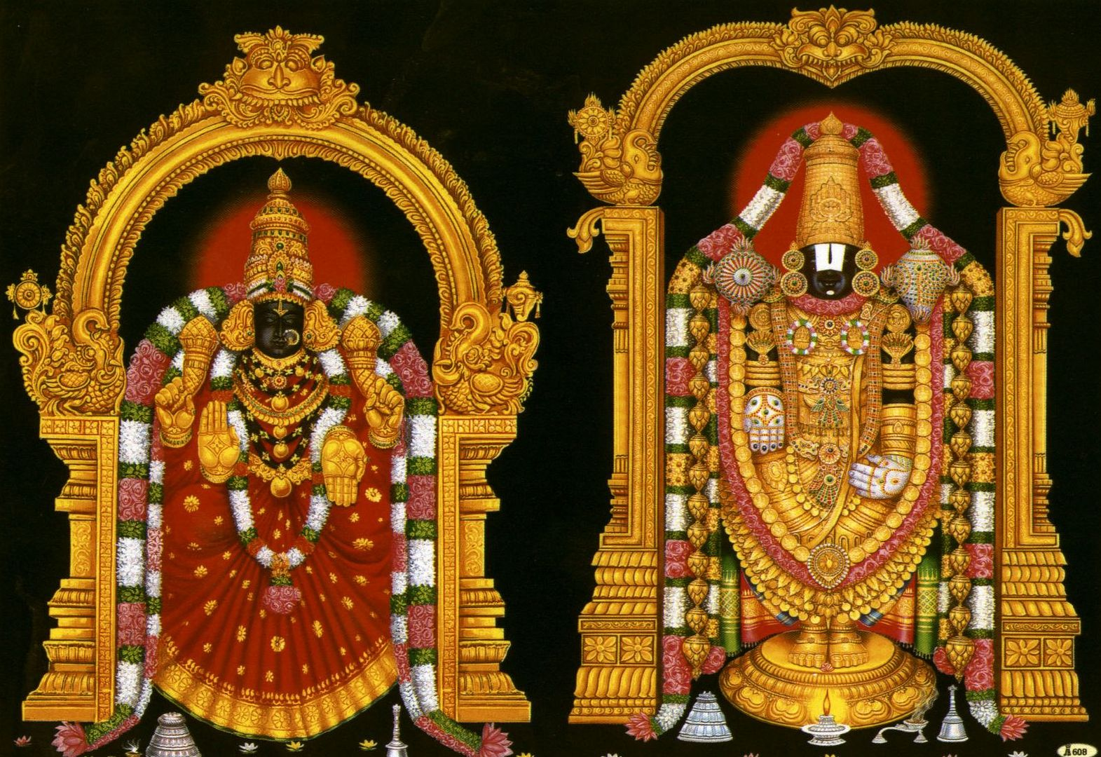 Venkateswara Temple is a landmark Vaishnavite temple situated in the hill town of Tirumala at Tirupati in Chittoor district of Andhra Pradesh, India. The Temple is dedicated to Lord Sri Venkateswara, an incarnation of Vishnu, who is believed to have appeared here to save mankind from trials and troubles of Kali Yuga. Hence the place has also got the name Kaliyuga Vaikuntham and Lord here is referred to as Kaliyuga Prathyaksha Daivam. The temple is also known by other names like Tirumala Temple, Tirupati Temple, Tirupati Balaji Temple. Lord Venkateswara is known by many other names: Balaji, Govinda, and Srinivasa  Sai Tours and Travels organises customised Tour Packages for its customers. For  More  Details  Call - 9822966760