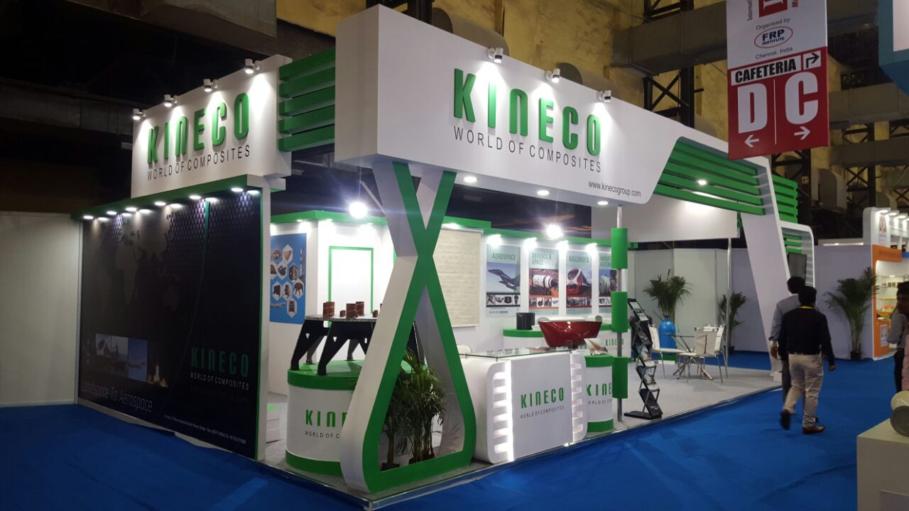 Exhibition Stall Design & Fabrication Services In India