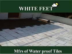 WHITE FEET-Water Pro