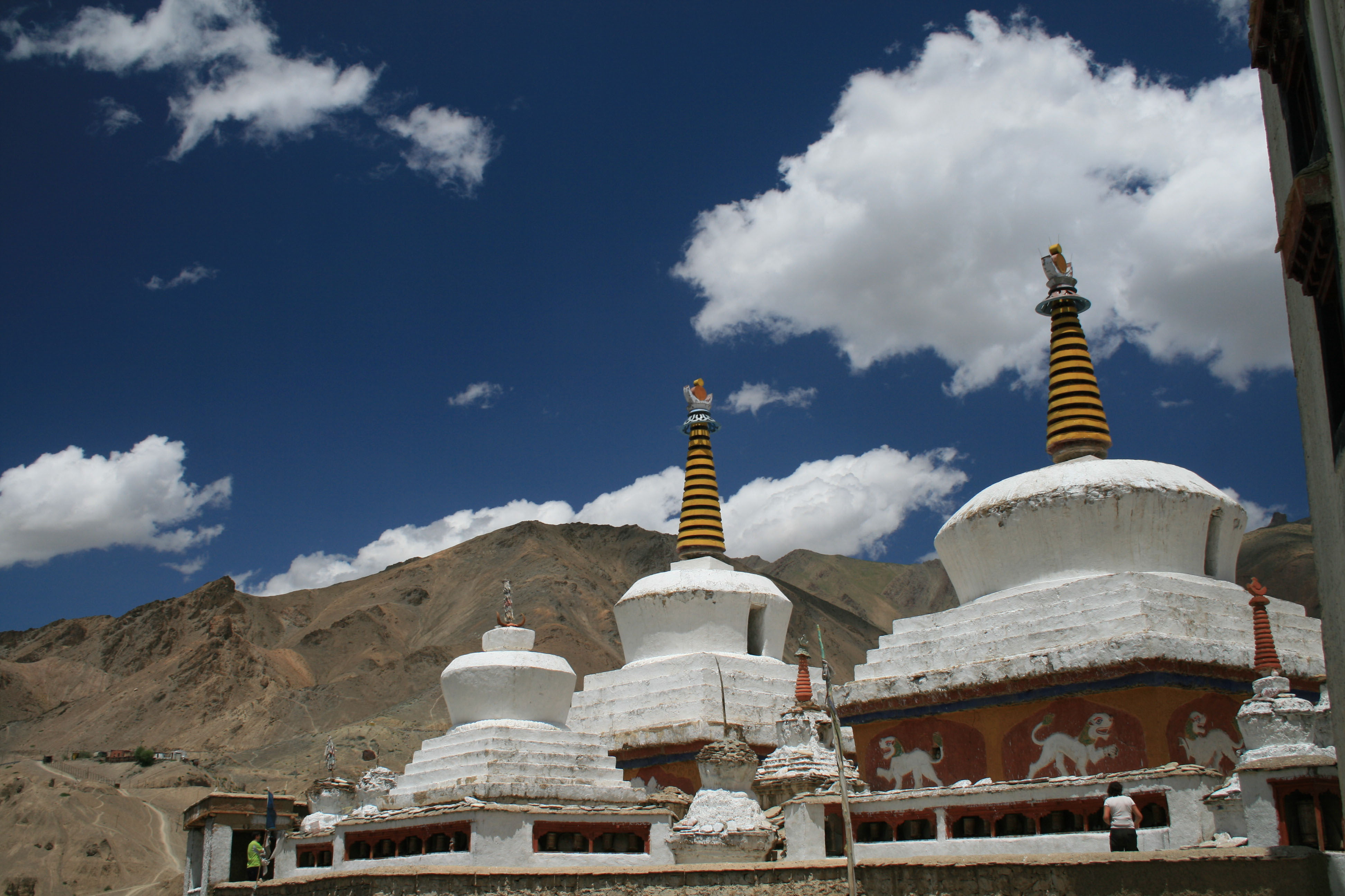Incredible Ladakh - A Group Led By Jay