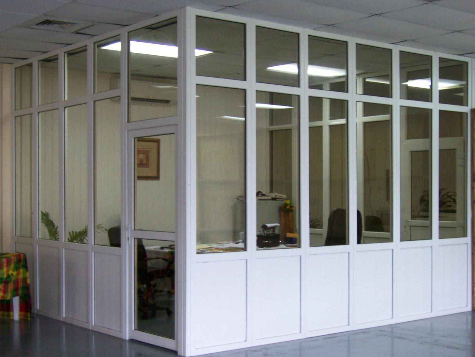 We are among the most sought after organizations offering UPVC Partition to our clients. Developed by employing high grade UPVC sourced from our reliable vendors, this partition has captivating appearance and high durability. This partition is truly versatile and has been designed in unique manner by experts. This partition is available in number of different size range to our clients. We deliver this partition within stipulated time frame.