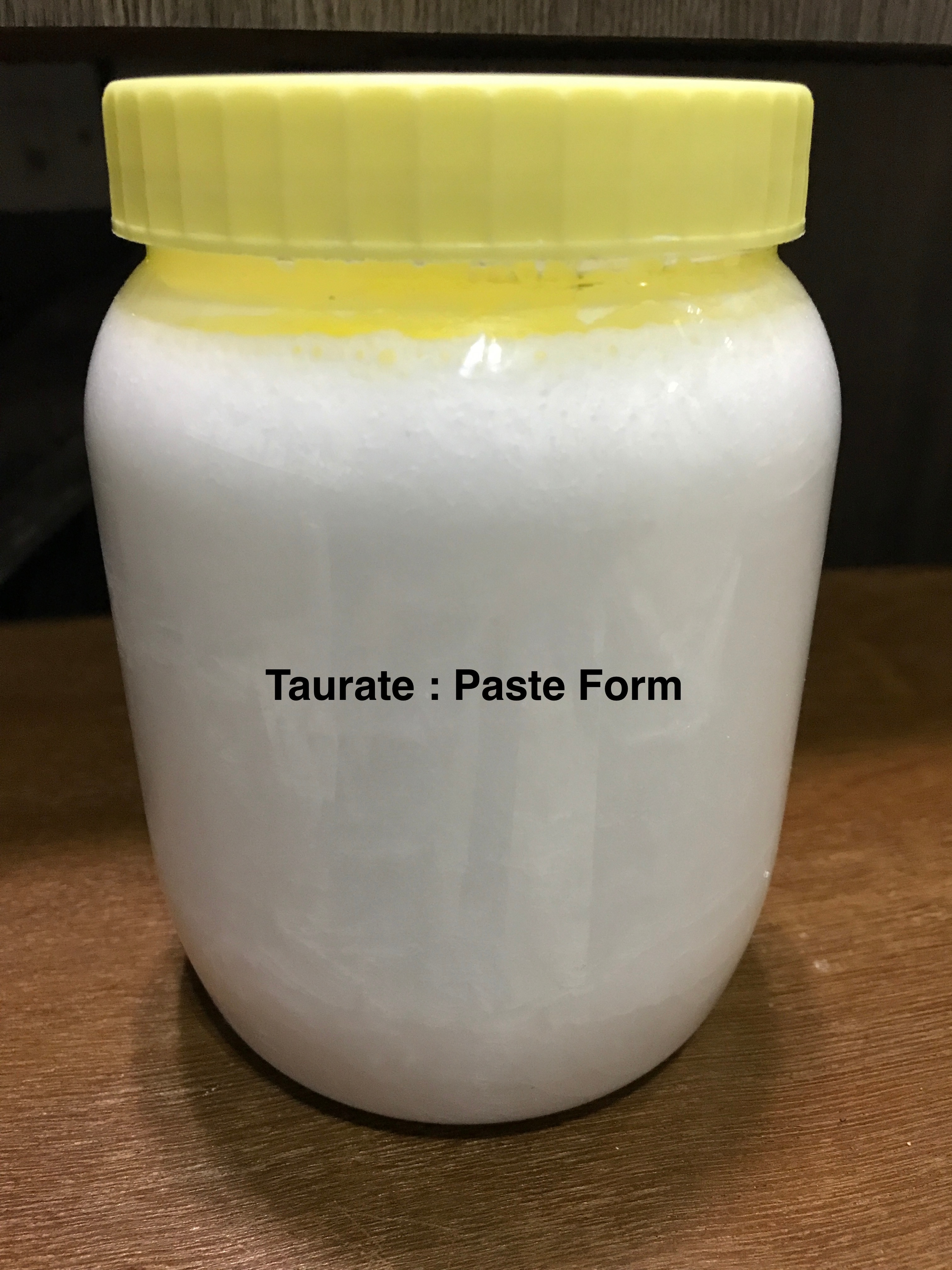 Taurate Surfactants