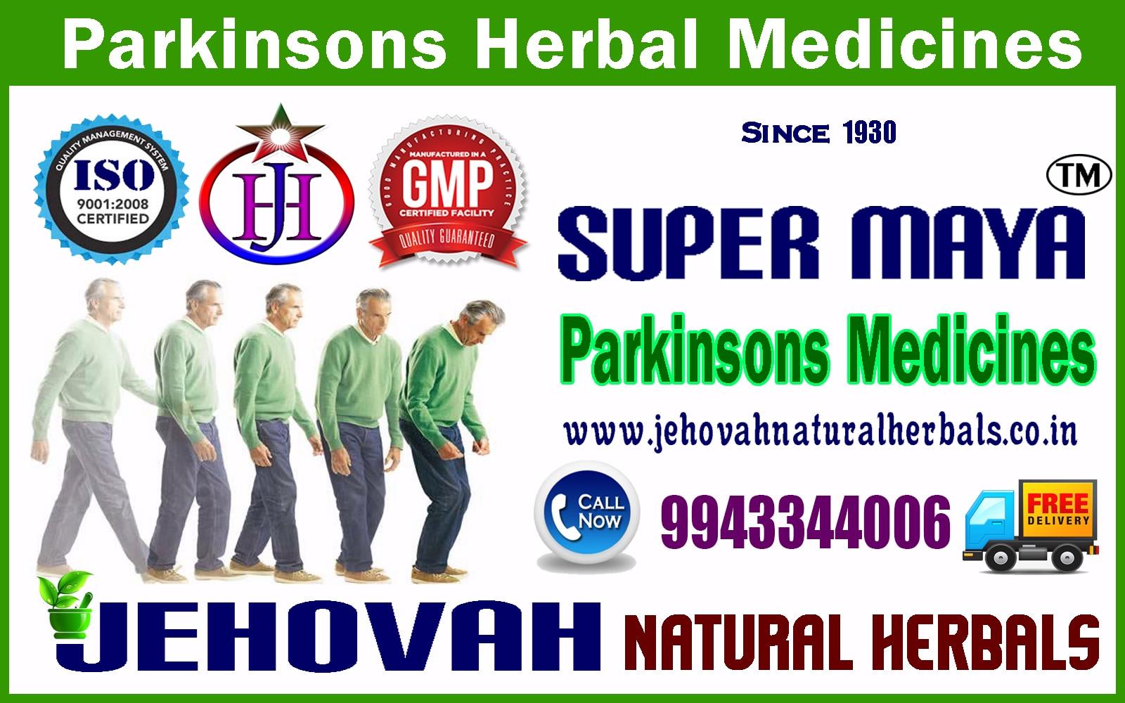 Parkinsons Medicines Super Maya 9943344006