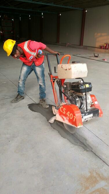 We offer the Groove Cutting services of all sizes and depths
