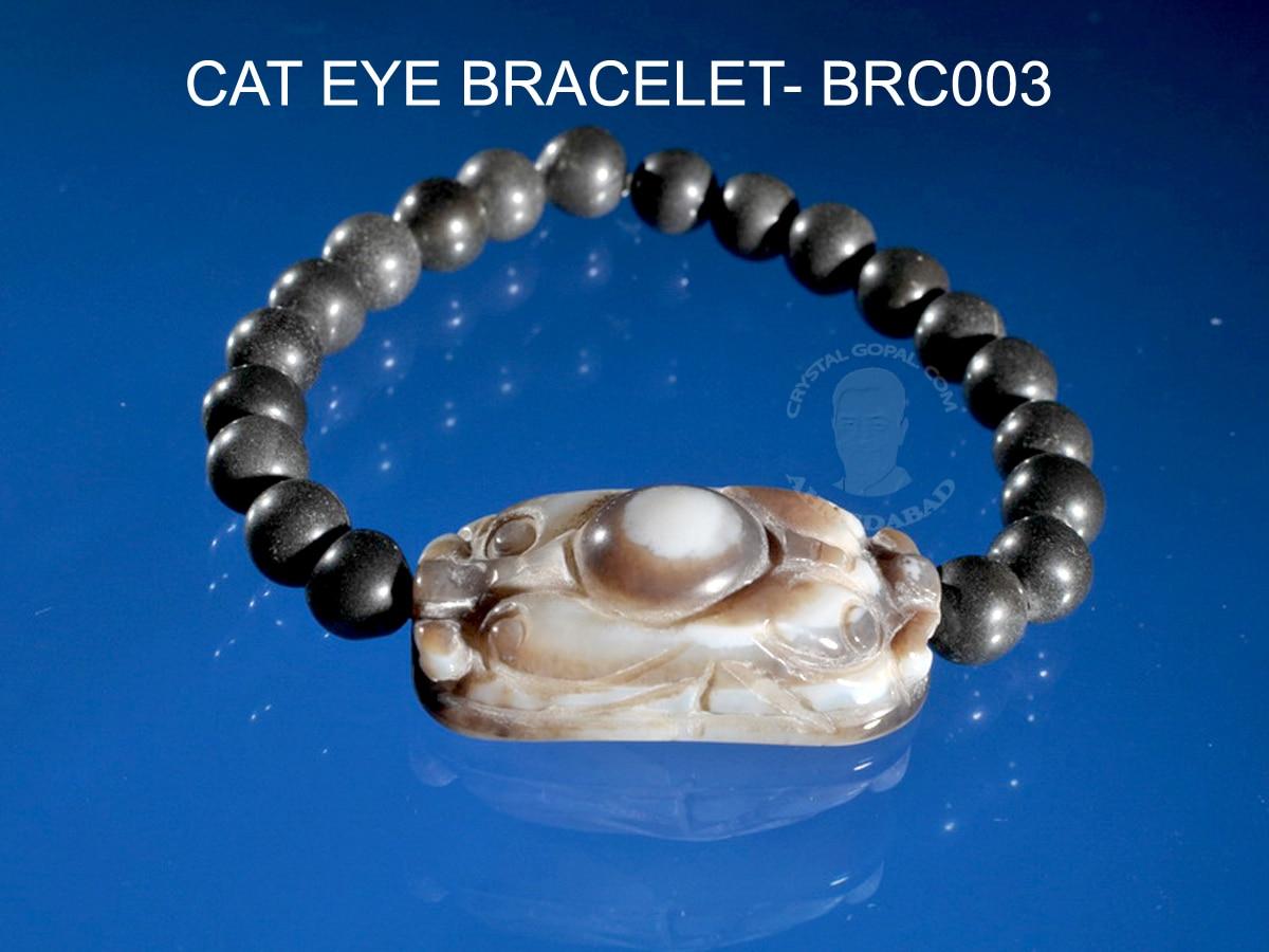 CAT EYE BRACELET. MI