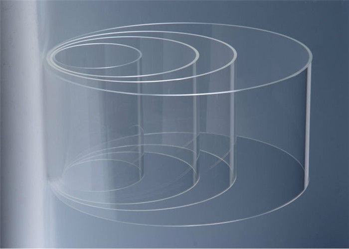 Product Details: Hallow SectionsCircular Under the meticulous supervision of our highly skilled professionals, we are providing a high quality range of Acrylic Tubes.  Specification: Size: 70 mm-310 mm Length: 1 Meter