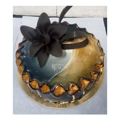 Chocolate Marble 1 Cake
