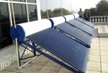 Rk Solar Water Heaters 1000 Lpd (Etc)