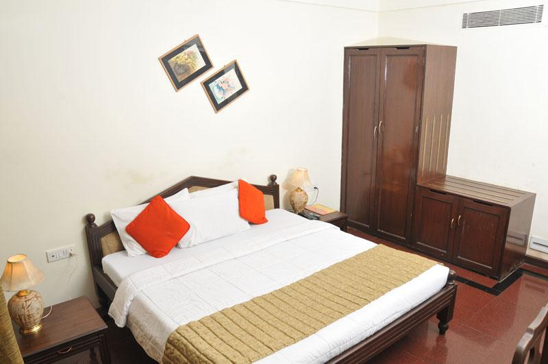 Deluxe Rooms- Double Occupancy