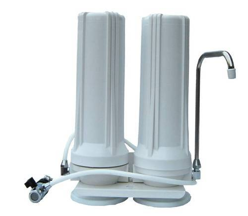 To meet variegated demands of our clients, we are betrothed in providing a high-class range of Water Filter. These are available in varied structures that meet on consumer's demand.  Features:  Less maintenance Perfect finish Robust design Fine finish Durability Longer life