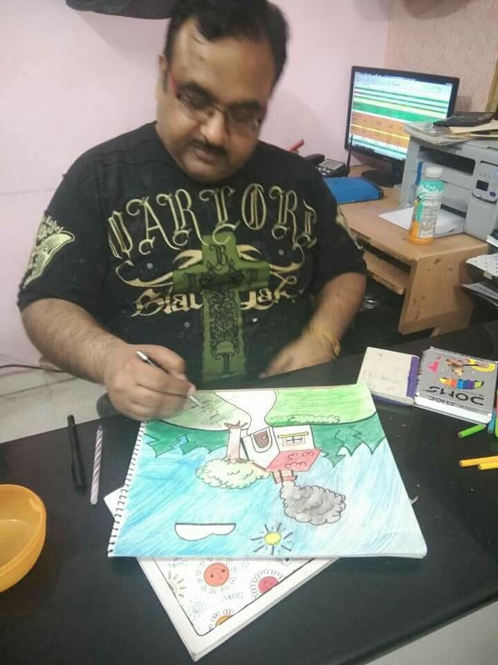 Highly Qualified And Professional Artists Available To Train You. Pencil Sketching To Colouring, Oil Painting To Colour Painting And More Interesting Art Related Courses Can Be Teach. Don't Waist Your Time Take Out Your Brushes And Be An Artist.