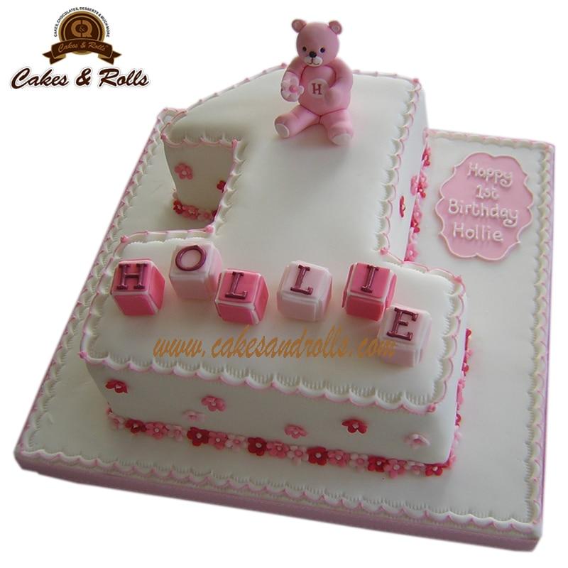 Cake Style: Fondant