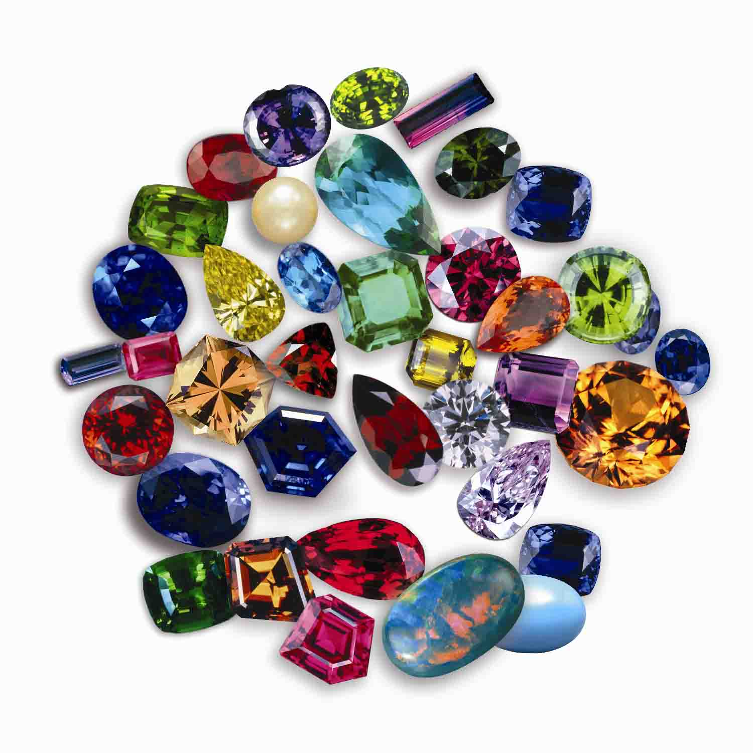Natural Jyotish Gemstones