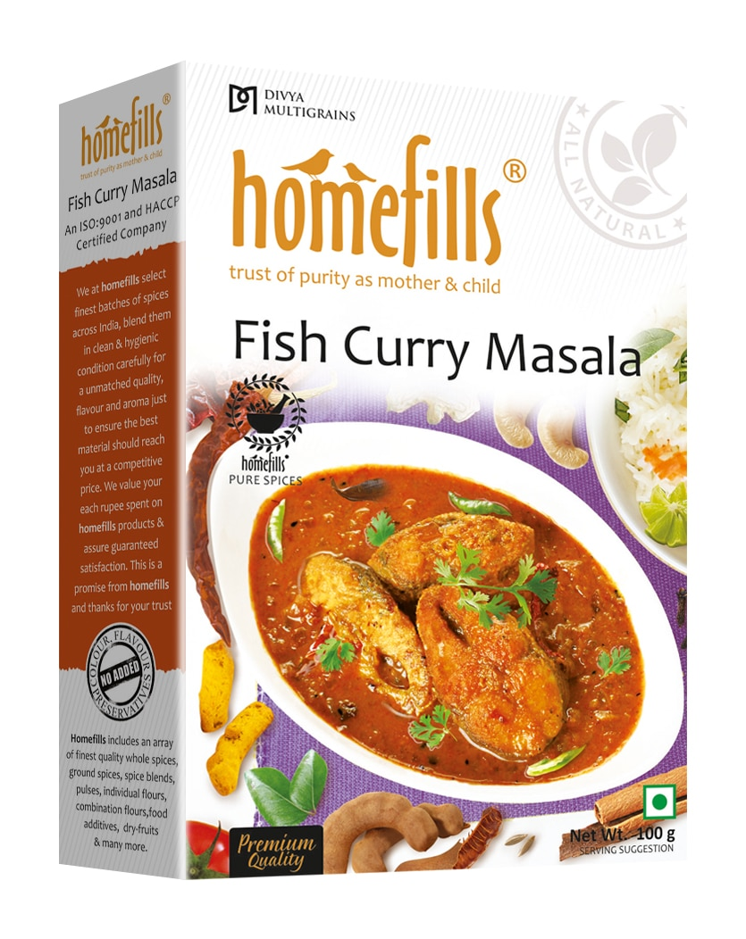 Homefills Fish Masala