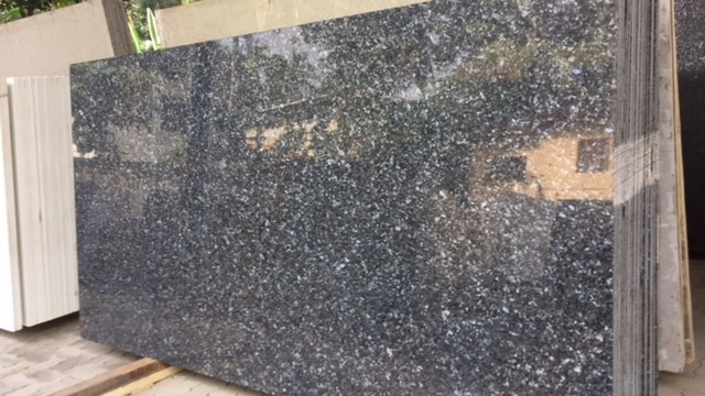 Blue Pearl granite f