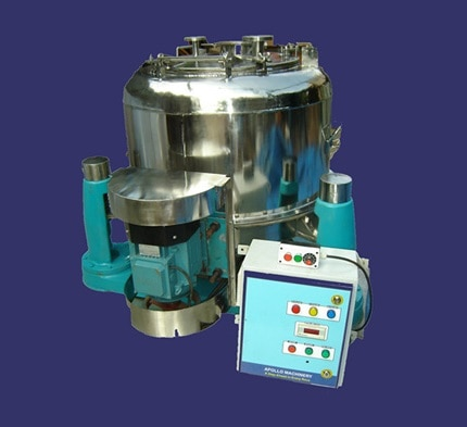We are a leading Manufacturer of Manual Top Discharge Centrifuge from Ahmedabad, India. We are offering Manual Top Discharge Centrifuge to our client.