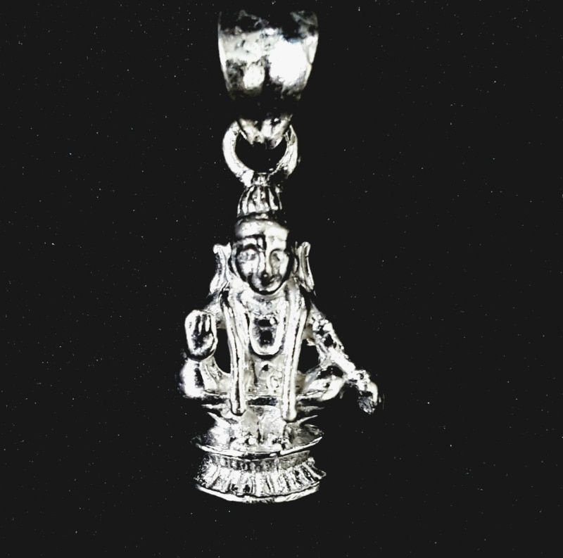 LORD SWAMY AYYAPPA PENDENT (92