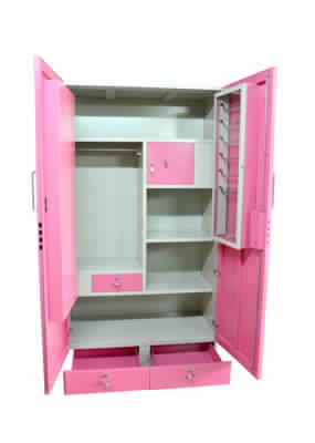 "We are the Leading Manufacturer of ""Residential Cupboard"" With Locker as per the client requirements."