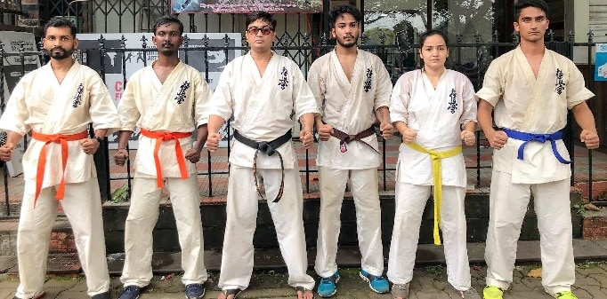 World Strongest full contact style of karate..