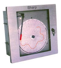 These are circular chart recorders used in recording of variation in pressure & temperature in any process control industry. Temperature / Pressure Recorder Case 	M.S. / S.S. 304 / Cast Aluminium Chart 	Circular Type Chart Drive 	Electrical / Mechanical 24 Hours Pen 	Single / Double Capillary 	Copper / S.S. Range 	-40oC to 600oC / -1 to 10000 PSI