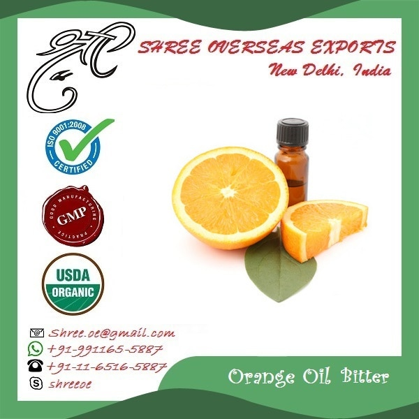 Bitter Orange Oil (C