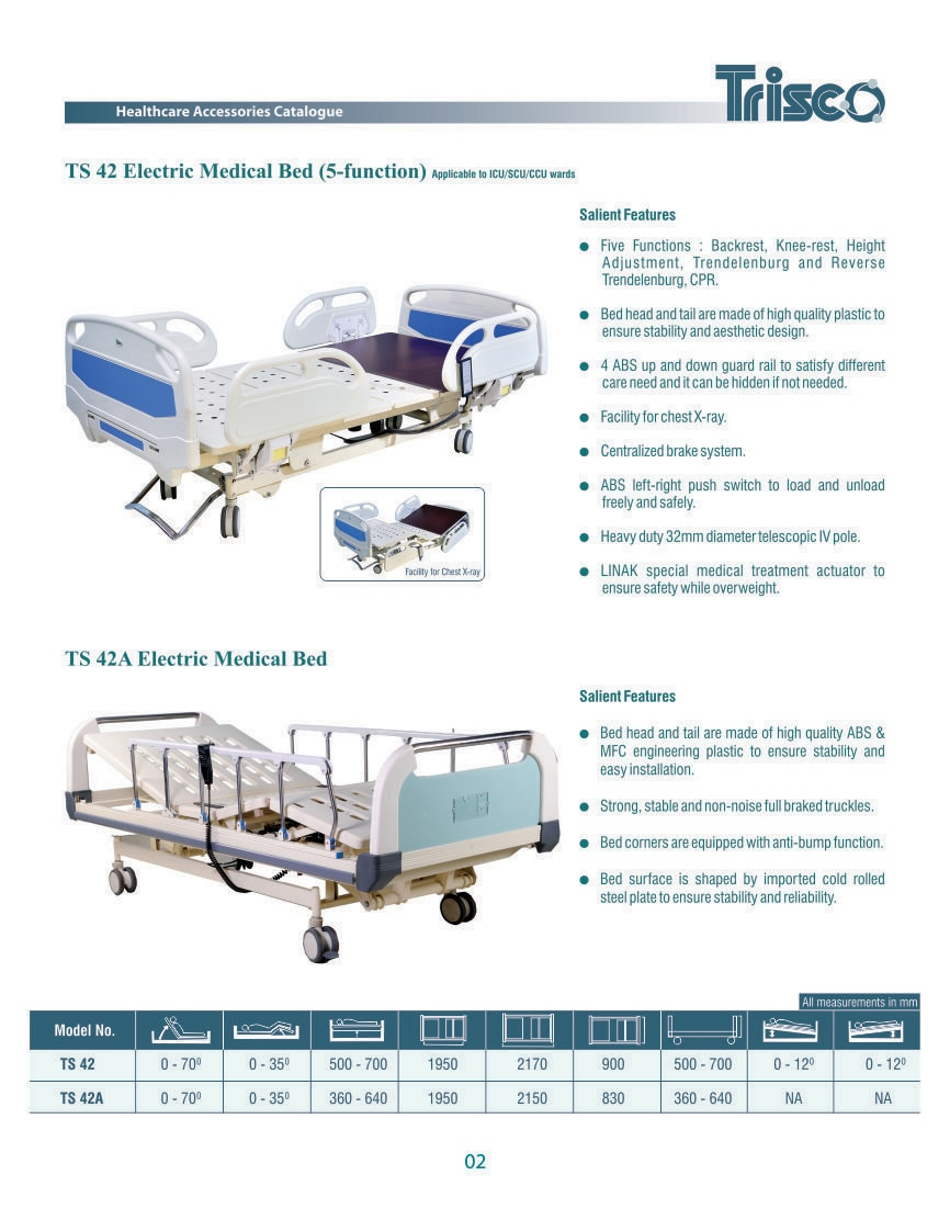 medical abs equipment products en more bed product center