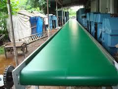 We are major manufacturer and supplier of a range of PVC Material Conveyor Belt in Vadodara, Gujarat, India. The offered PVC Material Conveyor Belt is highly dependable for different industrial jobs. Available in economical market price.