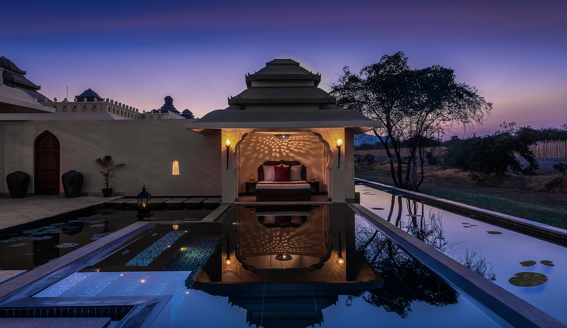 Luxury south india W