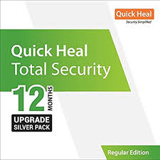Quick Heal Total Security Renewal Upgrade Pack, Year