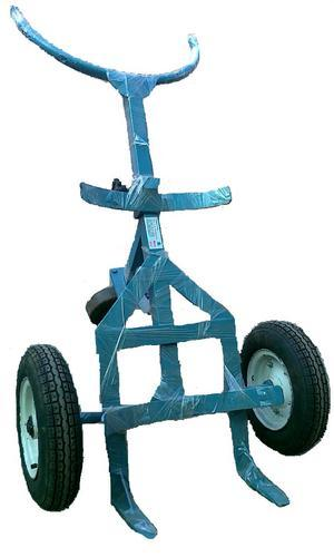 Yadkai industries makes extra heavy duty drum trollies for long life usage to customers.