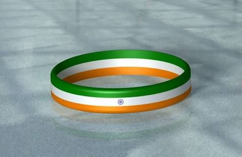 The tricolour is a s