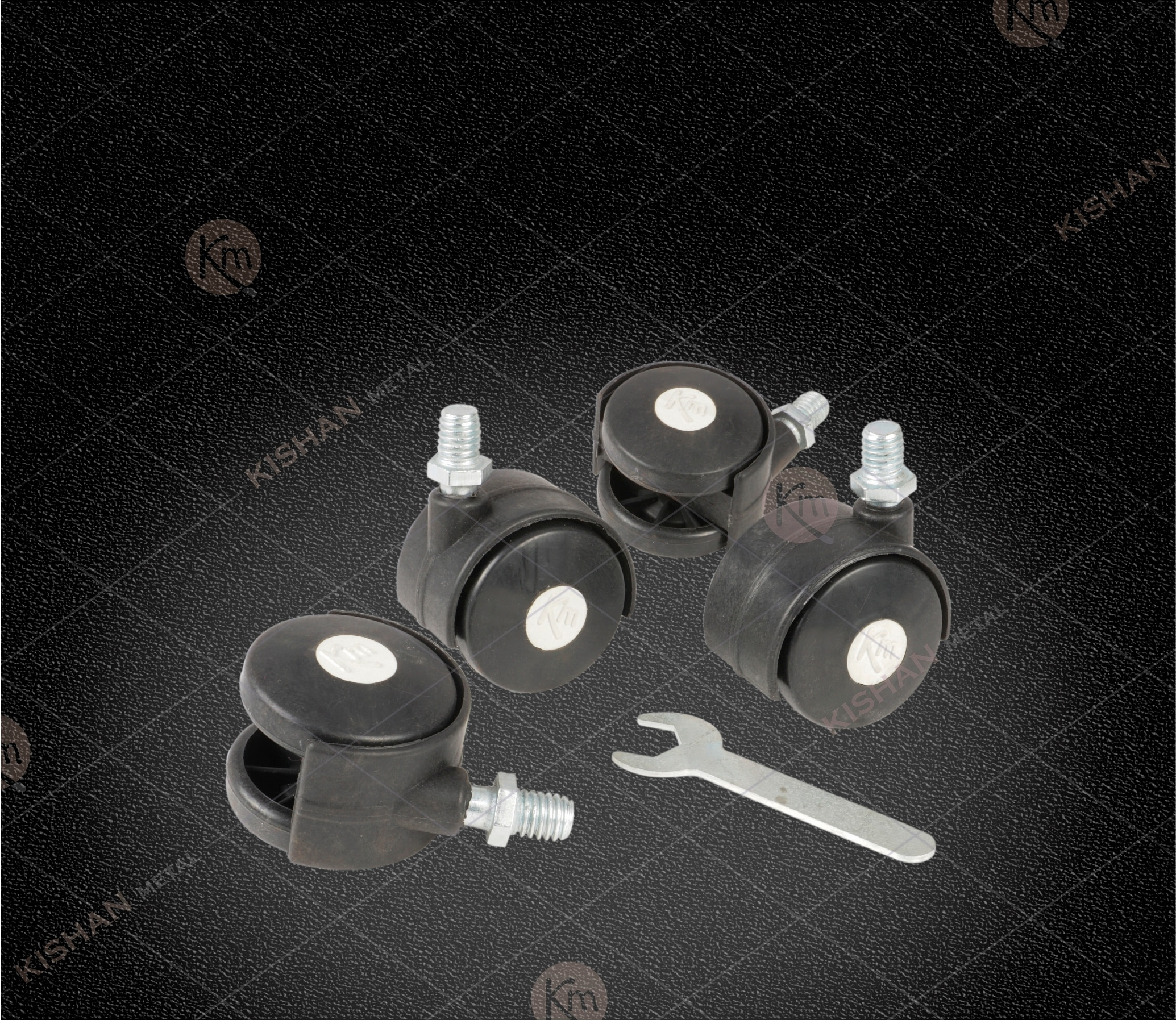 set of 4 wheels for