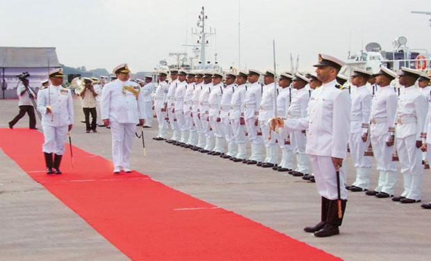 "About Coast Guard  Contact now and find a opportunity in Coast Guard  There are many ways of being Commissioned as an Officer in Indian Armed Forces, both for civilians (after 10+2, graduation, post graduation), as well as for Serving Personnel. Whatever be the mode, SSB is the step all have to clear except army medical corps. There is no limit on the number of attempts that can be made and the SSB Assessors encourage candidates to appear again for SSB.(India)  The interview exercise is mainly a Psychological tests of the personality quiz of the candidate, to gauge his/her potential as a future Officer in Indian Armed Forces. The tests conducted by the SSB aim at selecting individuals with OLQs (Officer Like Qualities).  The selection system is designed over a five-day process, Day 1 is the screening test, Day 2 is the Psychologist Tests, Day 3 & 4 is the group tasks and Day 5 is the Conference (Results). The personal interview will be conducted either in day 2,3 or 4 during the post lunch or evening hours.  These qualities include Effective Intelligence, sense of responsibility, initiative, judgment (under stress), ability to reason and organize, communication skills, determination, courage, self-confidence, speed in decision-making, willingness to set an example, compassion and a feeling of loyalty to the nation.  Most of the tests require average intelligence. The SSB attempts to gauge the natural responses of the individuals. The tests are graded into various categories of both individual and group variety and each batch of candidates goes through the subtle testing pattern in the course of a few days. They are under observation not only while they perform in various psychological tests but even as they conduct themselves during the course of their stay at the SSB headquarters, where they are billeted for that duration.  Origin of these type of testing belongs to first world war era. In the First World War, large numbers of casualties on battlefields necessitated recruitment of best fighting talent in armed forces. For this need, psychologists designed some scientific tests which assesses candidate's Officer Like Qualities (OLQs). Over the years SSB testing has been improved based on feedback and has been proved to be an effective and accurate way of selecting candidates who are capable of being at least an average officer after training, although SSB is the world's toughest army test.  Pick-up and Drop from reporting Railway Station.  Furnished accommodation.  Messing.  Medical facilities.  Game, Magazines, Newspapers, etc.  These and some other facilities for candidates to ensure that they feel at home.  Procedure  The candidates who are declared by UPSC as having cleared the written exam or recommended by Preliminary Interview Board (PIB) in case of Territorial Army (TA), as well as those shortlisted in Direct Entries are called through Call Letters to appear for SSB (Allahabad/ Bangalore/ Bhopal/ Dehradun/ Mysore/ Varanasi/ Coimbatore/ Gandhinagar/ Kolkata/ Rupnagar(Near Chandigarh)) at the Centre allotted to the candidate. There have been instances when the call-up letter fails to reach the candidate and the onus lies on the candidate to be alert and contact the office after a reasonable amount of time if the letter is not received when UPSC written has been cleared. This is similar for service candidates, except that their movement is intimated to their seniors via movement orders.   Day 0 (Day of Reporting)  Reporting on the center is usually one day before first day of testing. Time of reporting varies from center to center. Sometimes the candidates need to report on the same day of testing i.e. DAY 1 or Stage I.  On the day of reporting, the candidates are required to verify their educational documents from assigned staff. Candidates are then allotted the SSB board and the chest numbers or a vest on which a number is printed on it. This vest or chest no. becomes the identity of a candidate, as it is easier to identify a person by a number than his/her name. The chest number is also used while interacting with fellow candidates during testing. The results are also announced by calling the chest numbers of recommended candidates. Candidates have to return their chest numbers whenever they leave the campus of a selection center. Sometimes the President of the board or the GTO officer gives a briefing to the candidates after successful verification of documents and allocation of chest numbers. SSB is a two-stage process. To qualify for Stage II, a candidate needs to clear Screening Test or Stage I. On the date of reporting, the candidates are picked from the railway station and during the evening, certain Forms and Travelling allowance forms are filled. Candidates are also briefed on testing schedule and general instructions, which must be followed throughout the duration of stay in selection center.  Day 1 (Screening Tests)  On the next day, is the Stage I, in which candidates are given Intelligence Test (Verbal and Non-Verbal), then there is a Picture Perception test, in which a slide (hazy or clear) is shown for 30 seconds, the candidate has to observe it very carefully and in the next one minute he/she has to mark number of characters seen in the picture in a box made in the sheet provided to them and the main theme of their story. First the mood of character whether in positive, negative or neutral, then approximate age and sex. Candidates also need to identify one character which they saw first, which is often termed as Central character or main character of story they are going to write, this character's details should be encircled so that assessor can identify which character has been observed by the candidate as a main character. In a 4-minute time candidates need to write story, it is expected that a candidate should write a story in 70 words or more. Candidates are advised to write the story on the picture shown to them but some candidates describe the picture which gives them a disadvantage over others. Once the written part is over then comes the second part which is the continuation of first part i.e. written part, the candidates are given their sheets back to revise their stories and are told to sit in semicircular fashion for a Group Discussion. First each candidate will narrate his/her story in one minute without looking at sheet to the rest of candidates one by one, in the duration of one minute. Often the candidates take more than one minute to narrate their story, in that case the assessors give chance to next candidate. As individual narration of stories ends with the last candidate, it is expected that the group should start the discussion and come to a common story, as it is obvious that all candidates can perceive the same picture with different theme or background and a different story from one another. This sequence is popularly called PPDT- Picture Perception and Discussion Test. After the completion of these tests, results are announced and those who do not make it in this attempt are dropped back to the railway station and the successful ones are retained for 4 days of detailed assessment. A certain number of candidates are short listed based on their performance in screening round, rest are sent back. The screened candidates are required to fill the Bio Data forms known as ""Personal Information Questionnaire"" (PIQ). PIQ is very important- there must be no cutting and consistency in each of the four or five copies of PIQ you are to fill. PIQ is also the basis for the individual candidate interview, which is scrutinized by the Interviewing officer before the interview of the candidate.  Day 2 (Psychology Tests)  Thematic Apperception Test (TAT)- Commonly known as Picture Story writing. TAT is very similar to PPDT, but here the candidates are shown clear pictures, in which the candidate has to observe it for 30 seconds then needs to write a story on it in four minutes. There are total 12 slides are shown, 11 slides will be shown one by one i.e. after 4 minutes and 30 seconds the next slide will appear. There will be only one answer booklet for all the psychological tests, and will be provided only once, no supplementary sheets are provided. The twelfth slide will be a blank slide where a candidate is supposed to write any story of his own choice. But here candidates will not be marking the no of characters and related information, also there will be no group discussion on it.  Word Association Test (WAT)  WAT is the second psychological test of SSB selection process, in this test the candidates are shown a word on a screen for a period of 15 seconds, in this time duration the candidate has to write the first thought that comes in his/her mind for that word. Total 60 words will be shown one after another( i.e. between each word the gap will be of 15 seconds). The answer sheets will be provided to candidates only once, candidates are required to make no mistakes such as unnecessary cutting or scribbling. There will be no blank slide, as in the case of TAT, so candidates should not write any response on a blank slide. The words shown will be very simple and of day to day use, this test will not assess a candidates proficiency in English language. If a candidate is not aware of meaning of a certain words he can skip that word and wait for next word to flash, and write the response for the next word. The main idea is to maintain the sequence of responses given to the word, the maintenance of sequence is important, as assessor can derive the result systematically for the respective response.  Situation Reaction Test (SRT)  Self Description Test (SD), or a variation of this like description from the point of view of parents, teachers, colleagues, neighbours, etc. Total 15 minutes are given to write their responses.  Day 3 and Day 4 (GTO Tasks)  Students at GTO Task Recommended dress for GTO Tasks Group Testing Officers (GTO) Test (Third and Fourth day)  The following tests are conducted in this category :-  Group discussion  Group Planning Exercise (sometimes known as Military Planning Exercise)  Progressive Group Tasks  Half Group Tasks  Individual Obstacles  Group Obstacles Race or Snake Race  Command Task  Lecturette  Final Group Task  Note:Interview :- (Held during afternoon/evening hours on 2nd/3rd/4th day)  Day 5 (Conference)  On the final day, every Assessor and the candidate sit together for and have a chat- the fate of the candidate for that SSB is decided by the Assessors collectively there. The candidates are required to appear before the complete Board of Examiners composed of President, Deputy President, all the psychologists, all the GTOs, and Technical Officer.  After the Board Meeting of every candidate is over,the final result is declared within ½ an hour. Selected candidates are required to stay back for their medical examination (takes about 3 to 5 working days) in the Military Hospital nearby or at a different place and the remaining candidates are dropped at the Railway Station.  For all the tasks one has to face at the SSB, confidence of speech and expression is one thing that is heavily noted. Making your weaknesses as your strong points is an art which can be done only through positive attitude. Truth is something regarded at every point of life and SSB is all about how one views life, a realistic wonderland or a pessimistic terror land. Be true and confident, it is a full proof system of testing checked through experiments over a long period of time.  General points[edit]  Candidates appearing for the first time for a particular type of entry are paid AC-III tier (Train) to-and-fro journey fare from the place of their residence (or nearest Railway Station) to the place where they have come for the interview. For normal entry, a candidate appearing for the first time is entitled to an AC III- tier railway fare. Candidates are requested to have their food before reporting to the centre. After then the messing facilities are arranged. Candidates are requested to bring their original certificates from tenth to college. After reporting to the SSB Centre they will have session called certificate verification. If you are liable to any of the situation you will be eliminated at that second even you have been commissioned to defence. No Need of any materials to prepare for it. This is the test to test your ability and originality. Your personality is the key to get through.  TAGS: NDA Coaching in Delhi - Best NDA Coaching in Delhi - CDS Coaching in Delhi - Best CDS Coaching in Delhi - AFCAT Coaching in Delhi - Best AFCAT Coaching in Delhi - SSB Interview Coaching in Delhi - Best SSB Interview Coaching in Delhi - CAPF Coaching in Delhi - Best CAPF Coaching in Delhi - Coast Guard Coaching in Delhi - Best Coast Guard Coaching in Delhi - Indian Army Coaching in Delhi - Best Indian Army Coaching in Delhi - Navy Coaching in Delhi - Best Navy Coaching in Delhi NDA Coaching in Mukherjee Nagar - Best NDA Coaching in Mukherjee Nagar - CDS Coaching in Mukherjee Nagar - Best CDS Coaching in Mukherjee Nagar - AFCAT Coaching in Mukherjee Nagar - Best AFCAT Coaching in Mukherjee Nagar - SSB Interview Coaching in Mukherjee Nagar - Best SSB Interview Coaching in Mukherjee Nagar - CAPF Coaching in Mukherjee Nagar - Best CAPF Coaching in Mukherjee Nagar - Coast Guard Coaching in Mukherjee Nagar - Best Coast Guard Coaching in Mukherjee Nagar - Indian Army Coaching in Mukherjee Nagar - Best Indian Army Coaching in Mukherjee Nagar - Navy Coaching in Mukherjee Nagar - Best Navy Coaching in Mukherjee Nagar"