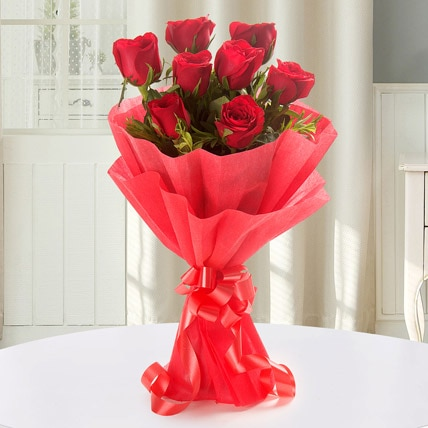 Red Roses are