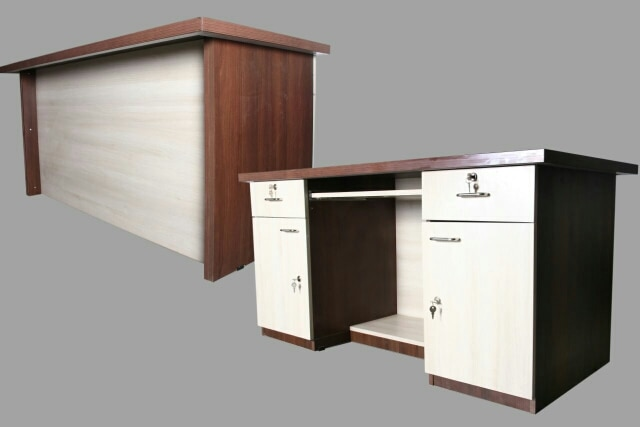 Make in india office table 6x2.5 size