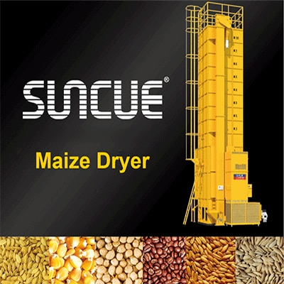 ◎FEATURES: 1. Speedy Drying 2. User friendly & Easy Maintenance. 3. High Durability  4. Fast installation. 5. Multiple safety devices.  ※Listed parameters and drying rate are for reference only and in accordance to grain with initial and target moisture content as following: Paddy: 26% to 15%, wheat and maize: 30% to 12.5%. Actual value varies in correlation to ambient temperature, relative humidity, grain variety, hot air temperature, moisture content before and after drying.  FOR MORE DETAIL  https://goo.gl/JkiQ8e